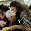 Жители России тратят на книги от 2 до 7 минут в день