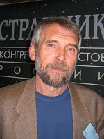 Писателя-фантаста Евгения Лукина президентским указом наградили медалью ордена «За заслуги перед Отечеством» Второй степени