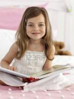 В Уфе вышла книга сказок, написанная 4-летней девочкой