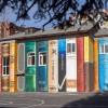 Дом-книжная полка: лучший стрит-арт делают в Тюмени