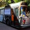 В болгарском Пловдиве троллейбус переоборудовали в общественную библиотеку