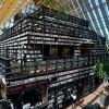 В голландии открылась библиотека-пирамида