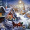 «Новости литературы» поздравляют всех с Рождеством Христовым!