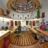 Голова кругом! Интересное решение для домашней библиотеки