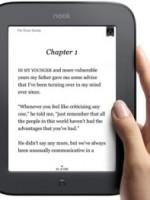 Barnes & Noble Nook The Simple Touch Reader — на волне внимания к брэнду