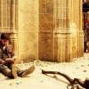 Дэниел Рэклифф читает «Гарри Поттера» на съемках… «Гарри Поттера»!