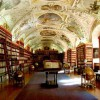 Прага — библиотека в Страховском монастыре