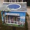 Шесть тысяч библиотек размером со скворечник в память о матери