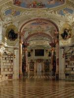 Самая большая монастырская библиотека в мире проводит «ночи открытых дверей»