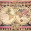Президентская библиотека оцифрует старейшие морские карты и атласы