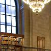 Публичная библиотека Нью-Йорка — от полок до потолка