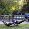 Парк Горького превращается в концептуальную «Библиотеку» на всё лето
