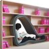 Гламурный книжный шкаф для гламурных читателей