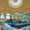 Национальная библиотека Чили: аквариум для читателей?