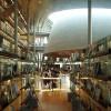 Техническое решение: читальный зал библиотеки университета в Дельфте изнутри