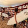 Пляжная библиотека в Сиднее