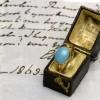 Кольцо Джейн Остин запретили вывозить из Великобритании