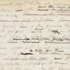 В Интернет выложили рукопись «Франкенштейна»