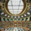 В Национальной библиотеке Франции прорвало канализационную трубу