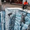 В Лондоне появилась легендарная Стена из книги Мартина