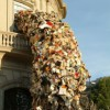 «Биографии» — необычная книжная скульптура