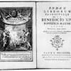 48 лет назад Ватикан отменил Индекс запрещенных книг