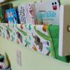 Книжная полка для детской комнаты
