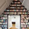 Книжные полки до самого потолка!