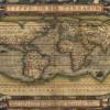 444 года назад в Антверпене издали первый географический атлас