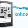 Kobo Aura H2O — первый конкурент PocketBook Aqua