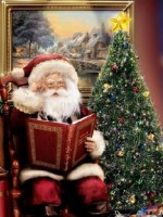 C Новым годом и Рождеством поздравляет журнал «Иностранная литература»!