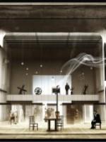 В «Школе драматического искусства» «Вишневый сад» представили как русскую мистерию