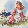 В Лондоне отметили 150-летие «Алисы в стране чудес»