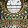 Красивейшие и крупнейшие библиотеки мира – Национальная библиотека Франции