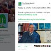 Поклонники Толкина по всему миру отметили 125-летие писателя