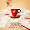 В Международный день поэзии по всему миру проходит акция #КофеЗаСтих