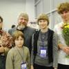 В Москве вручили Детскую Горьковскую литературную премию