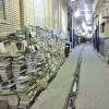 Иракский книжный рынок ночью