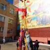 В Норильске появился «Полярный жираф»