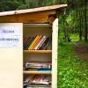 В Перми открыли лесную библиотеку
