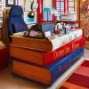 Необычный письменный стол Даниэлы Стил
