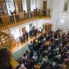 Встречи с современными писателями пройдут в библиотеках столицы