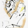 Вернисаж выставки «Вячеслав Иванов и Рим. Иллюстрации Г.А.В. Траугот…»