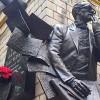 В столице открыта памятная доска писателю Борису Васильеву