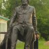 В Тульской области открыли памятник Ивану Тургеневу