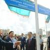 Улица в Астане была названа именем писателя Чингиза Айтматова