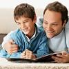 Как приучить сына читать?