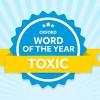 Оксфордским словарем названо слово года