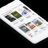 Выбор читателей в январе: Какие книги сейчас читают на смартфонах