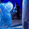 Муми-тролли поселились в ледовой пещере в Финляндии